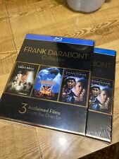 Frank Darabont Blu Ray Collection The Green Mile Shawshank Redemption & Majestic