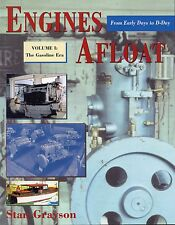 ENGINES AFLOAT VOL1  GRAYSON BRAND NEW UNREAD MINT