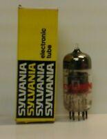 6KZ8 Sylvania Electronic Vacuum Tube Radio TV Electron Tubes In Box