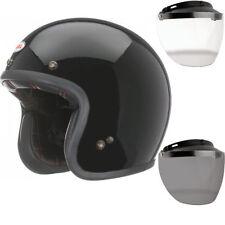 Gloss Fibreglass Plain BELL Motorcycle Helmets