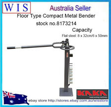 Floor Type Compact Metal Bender with 7 Round Bending Dies-8173214