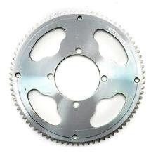 SCOOTER elettrico e bici catena CERCHIONI DISCO RUOTA DENTATA 6mm 25H 80T 80 Pignone Dente