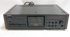 SONY TC-K333ESG 3 head cassette deck Tape Recorder Maintained From Japan Used