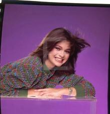279W VALERIE BERTINELLI Harry Langdon Transparency w/rights