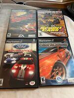 ps2 racing games lot