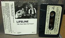 LIFELINE We Have Seen Future cassette tape '83 Hazel Dickens cover Jeanne Mackey