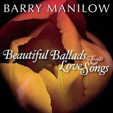 Beautiful Ballads & Love Songs by Barry Manilow (CD, Jan-2008, Legacy)