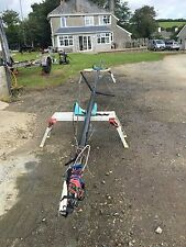 Hobie Tiger Mast with rigging - Used