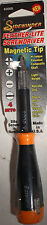 Sidewinder Electricians Feather-Lite Screwdriver, Magnetic Tip #63009 Usa