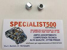 COPPIA DADI SERRAGGIO - DIAMETRO ESTERNO CHIAVE 14 INTERNO 10x1,25