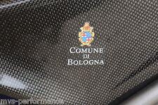 "DUCATI 996 RS 998 999 RS f01 f02 Foggy Bayliss ""Comune di bolgna"" Sticker Blanc"