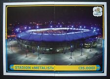 Panini 22 & 23 Stadion Metalist EM 2012 Poland - Ukraine