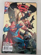 "SUPERMAN BATMAN #14-18 (2005) FULL COMPLETE ""ABSOLUTE POWER"" LOEB! PACHECO ART!"