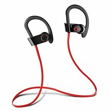 Bluetooth Wireless Earphone Stereo Sports Headphone Athlete Headset Earbuds