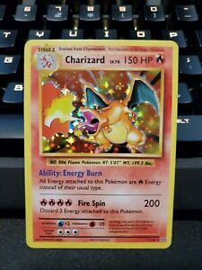 Charizard - 11/108 - XY Evolutions - Holo rare - NM - Pokemon card
