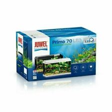 Juwel Primo 70 Premium Fish Aquarium Novolux LED Heater Pump Bioflow Black 70l