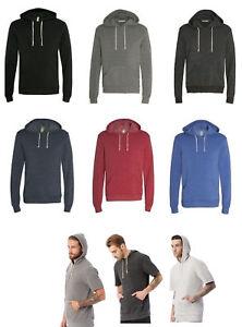 Alternative Apparel - Men's Eco Fleece Pullover, 9595 Hoody, CHALLENGER Hoodie