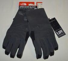 North Face Men's Apex ETIP Gloves Asphalt Grey Capacitative Touch screen  XXL