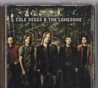 "CD - COLE DEGGS & THE LONESOME   "" NEU in OVP VERSCHWEISST #S04#"