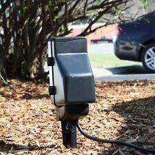KJB Wireless Surveillance WIFI Outdoor Spy Hidden Nanny Cam Outdoor Power Strip