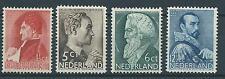 1935TG Nederland  Zomerzegels NR.274-277. postfris, mooie serie! zie foto.