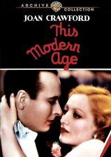 THIS MODERN AGE  (1931 Joan Crawford) Region Free DVD - Sealed