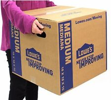 028003c7a97 EcoBox Medium Moving Boxes Genuine Size 18 X 16 Inches Pack of 10