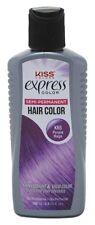 Kiss Express Color #K65 Semi- Permanent Purple Rage 3.5 oz. BRAND NEW STOCK