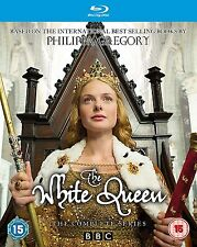 The White Queen  Complete Series   (Blu-Ray)   (New & Sealed)