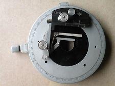 Circular Rotate POL stage polarizing microscope MIN LOMO  #2