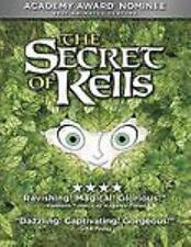 The Secret Of Kells DVD VIDEO MOVIE animated battles Vikings crystal mythical