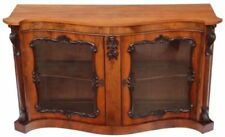 Mahogany Queen Anne Original Antique Sideboards