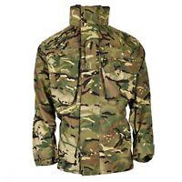Genuine British army combat MVP jacket Multicam MTP goretex waterproof rain
