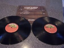 """Rare Earth """"In Concert"""" 2 LP SET FLAP FRONT OPENING W/ COLOR PICTURE COLLAGE"""