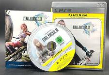 """PS 3 Playstation 3 Spiel """" FINAL FANTASY XIII """" KOMPLETT"""