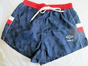 Vintage Umbro Navy Shorts S