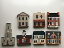 Cats Meow Village Mixed Lot of 7