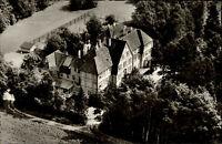 Walsrode Lüneburger Heide Ansichtskarte ~1950/60 Blick auf das DAG Heim Luftbild