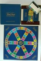 Trivial Pursuit Master Game Genus Vintage Edition 1981 For Adults COMPLETE!! USA