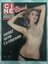 Ciné Revue Spécial n 40 Oct 1977 Pia GIANCARO STAR WARS Noel ROQUEVERT HOLLYWOOD