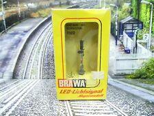 Brawa 7802 - Spur N - LED-Einfahr- mit Vorsignal - TOP in OVP - #8512