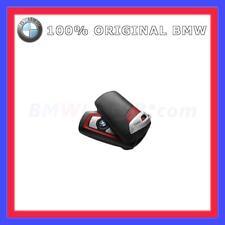 Original BMW Schlüsseletui Etui Key Case Leder ROT Red