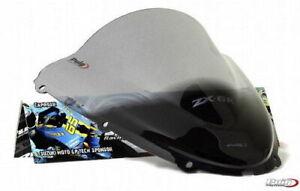 04-05 ZX10R SMOKE PUIG Racing Bubble Windshield ZX10 2004 2005