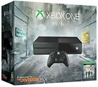 Xbox One 1TB Console Tom Clancys The Division Bundle Video Game Systems Very