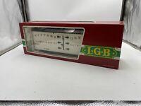 Lgb The Big Train #4074-B 02 Tiffany Summer & Winter Car G Scale