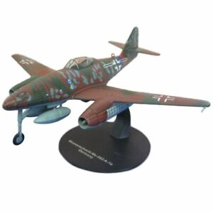 messerschmitt Me-262 A-1a Germany 1:72 Attack plane Aircraft diacast Altaya #15