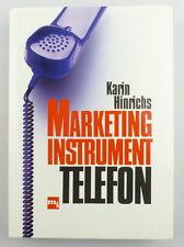 Libro: uno strumento di marketing telefono di Karin Heinrich e1230