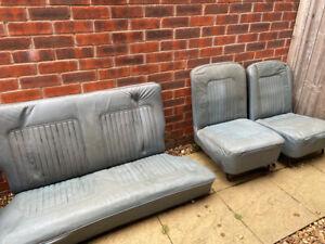 Morris Minor 1000 Parts Seats Interior