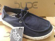 Scarpe donna sneakers HEY DUDE wendy navy