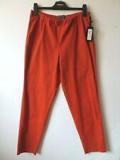 M/&S Collection TG 10 12 16 Cotone Stretch Affusolato Crop Corto Pantaloni